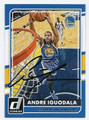 ANDRE IGUODALA GOLDEN STATE WARRIORS FORWARD AUTOGRAPHED BASKETBALL CARD #111116D