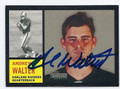 ANDREW WALTER OAKLAND RAIDERS AUTOGRAPHED ROOKIE FOOTBALL CARD #112916B