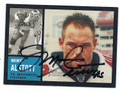 MIKE ALSTOTT TAMPA BAY BUCCANEERS AUTOGRAPHED FOOTBALL CARD #112916E