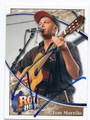 TOM MORELLO AUTOGRAPHED CARD #113016J