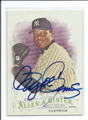 ROGER CLEMENS NEW YORK YANKEES AUTOGRAPHED CARD #120316H