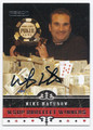 MIKE MATUSOW WORLD SERIES OF POKER AUTOGRAPHED CARD #122116E