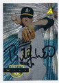 BOBBY WITT OAKLAND ATHLETICS AUTOGRAPHED BASEBALL CARD #10217E