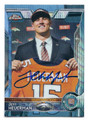 JEFF HEUERMAN DENVER BRONCOS AUTOGRAPHED ROOKIE FOOTBALL CARD #10917B