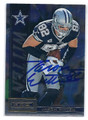 JASON WITTEN DALLAS COWBOYS AUTOGRAPHED FOOTBALL CARD #12217D