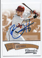 BRYCE HARPER WASHINGTON NATIONALS AUTOGRAPHED BASEBALL CARD #12317A