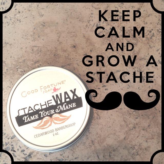 mustache wax chattanooga