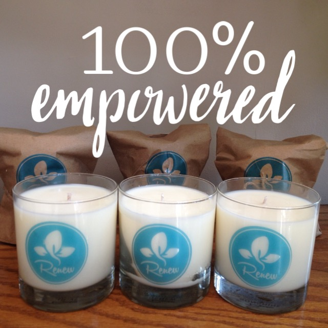Charitable Soy Candles