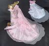 Elegant Wedding Gown Set