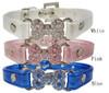 Rhinestones Ornament Chain Collar