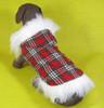 Christmas Hood Coat