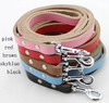 Genuine leather Dog Leads