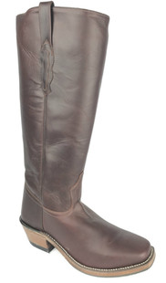 Stagemaster Shooter Boot Brown