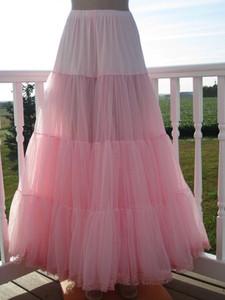 Chiffon Petticoat Pink