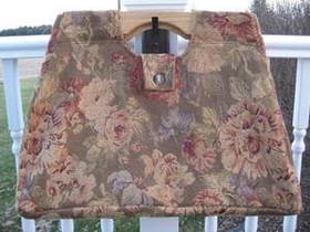 Large Carpetbag B2-04