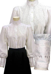 Laura Lace Blouse