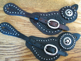 Straps with Silver Star