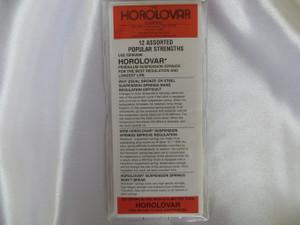 Horolovar Popular Assortment 12 Pack Suspension Springs