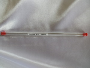 """Horolovar .0055"""" - .140mm 3 Pack Suspension Springs"""