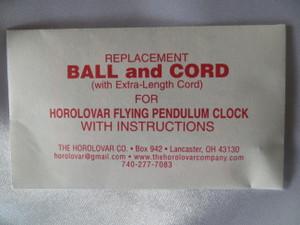 Ignatz Ball & Cord Package