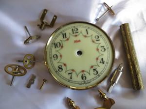 Original 400 Day Clock Parts