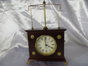 Horolovar Flying Pendulum Clock Repair Service