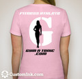 GYM N TONIC WOMENS official T-Shirt
