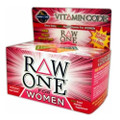 Raw One VITAMINS for Women, 75 capsules--Vegan/Gluten Free!
