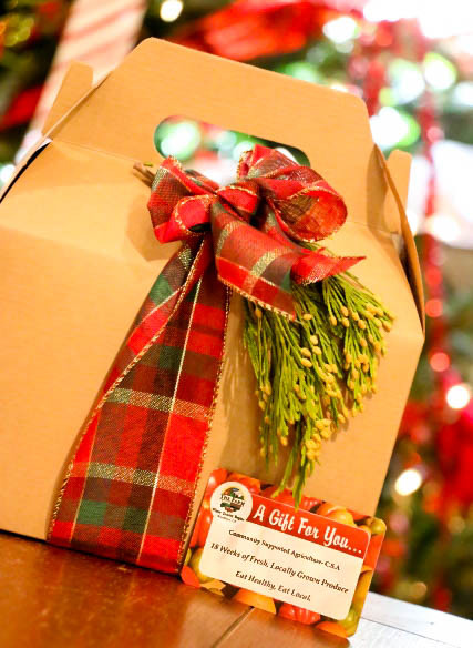 Gift Box available for making this the perfect gift for the culinary, healthy people on your list this Holiday Season
