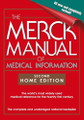 The Merck Manual of Medical Information  (Mark H. Beers M.D.)