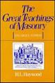 The Great Teachings of Masonry  (Haywood) - Hardback