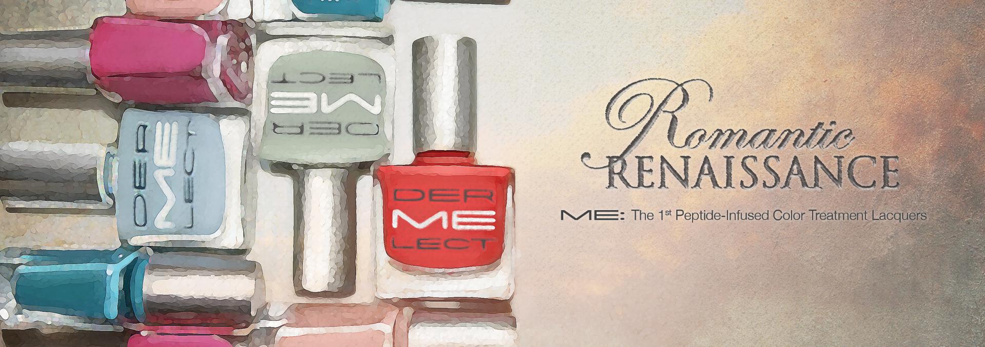 Dermelect - Romantic Renaissance Collection - Dermelect Cosmeceuticals