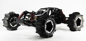 Basher - Phantom Short Wheel Based Conversion Chassis for TRX 2WD