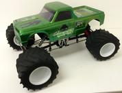 BWD Beast - Carbon Fiber/Aluminum Monster Truck Chassis Kit
