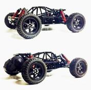 Phantom-B Short Wheel Based Conversion Chassis for TRX 2WD