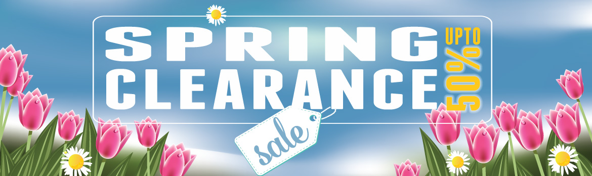 Spring Clerance Sale at K9active. The online source for active dog gear.