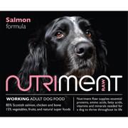 Nutriment Adult Salmon Formula