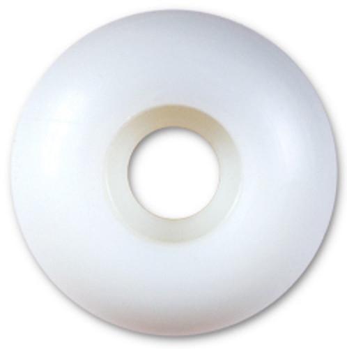 Steadfast Blank White Wheels - 50mm