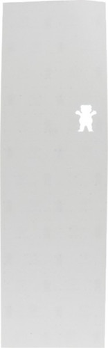 "Grizzly Clear 10"" Bear Cutout Griptape Sheet"