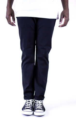 Kennedy Chino Pants - Black