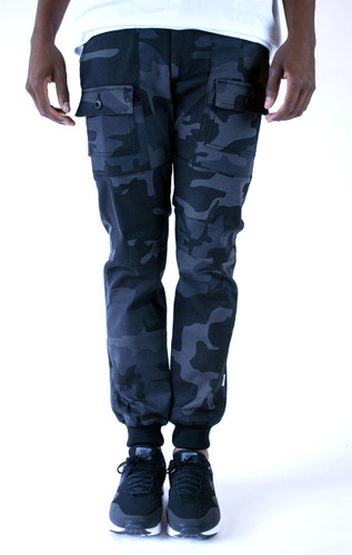 Kennedy Rugger Weekend Jogger Pants - Umbra
