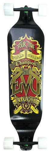 "Landyachtz Evo Longboard Complete - 9.8"" x 39"""