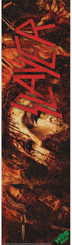 Mob Slayer Repentless Griptape Sheet
