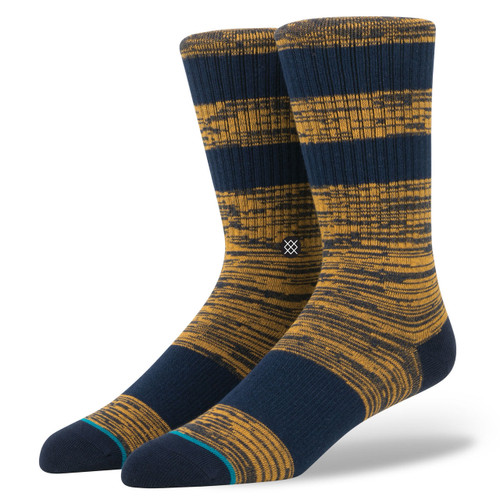 Stance Mission Socks - Navy