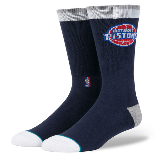 Stance Pistons Arena Logo Socks - Navy