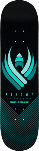 Powell Flight 243 Skateboard Deck - 8.25""