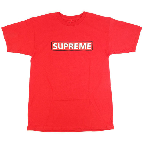 Powell Supreme T-Shirt - Red