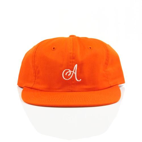Alltimers Classic A Strap Hat - Orange