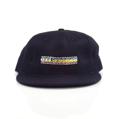 Alltimers Cool Runnings Ebbets Snapback Hat - Black