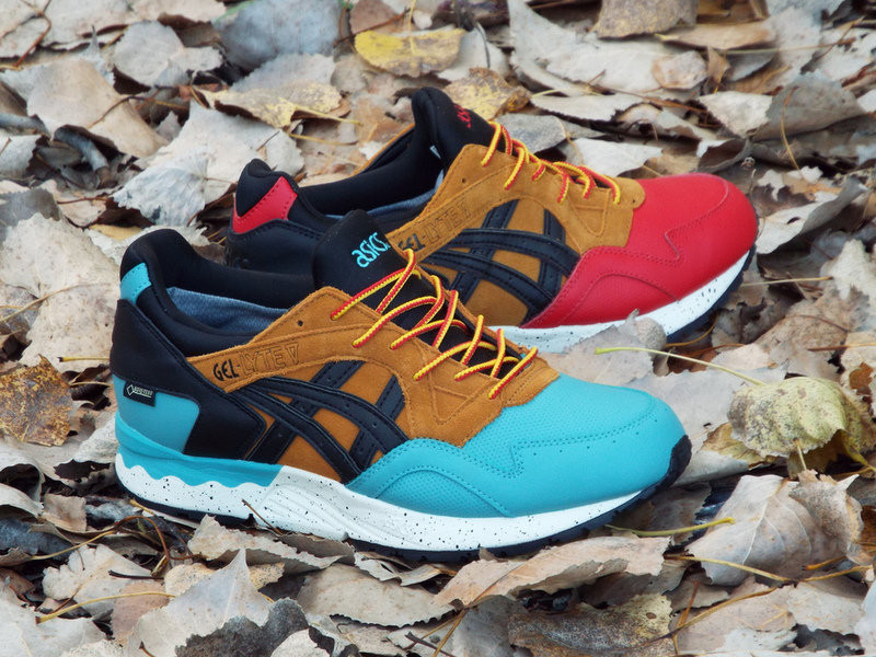 "Asics  Gel-Lyte V Shoes - ""GOR-TEX Pack"""